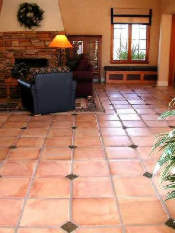 Seal Concrete Tile Clean Concrete Tile Floor Restore