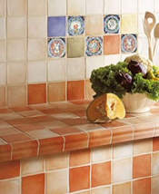 Glazed Tile and Grout - Cleaning and Sealing