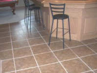 kitchen grout