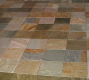 quartzite interior floor