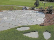 quartzite pavers