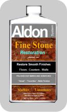 Fine Stone Restoration of acid etches