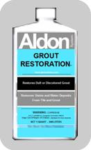 Renew and restore grout color
