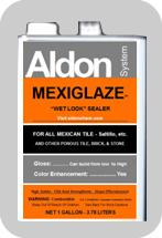 Mexican Saltillo Tile - clean, protect, seal tile